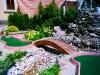 garden minigolf