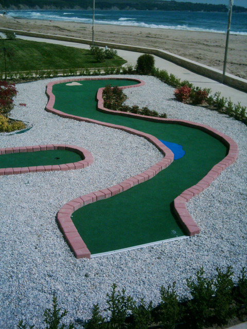 Inexpensive Ready Made Miniature Golf Designs Mini Golf