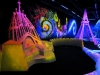 black light miniature golf