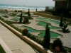 landscaped miniature golf