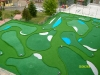 miniature golf for small areas