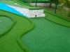 miniature golf on terrace
