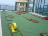 balcony   miniature golf