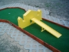 obstacle for miniature golf