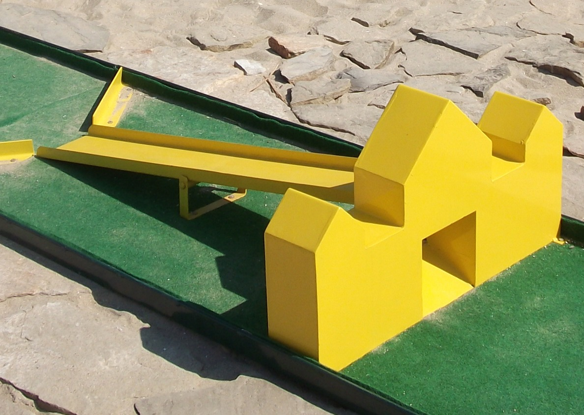 Miniature Golf Obstacles For All Types Of Minigolf Courses